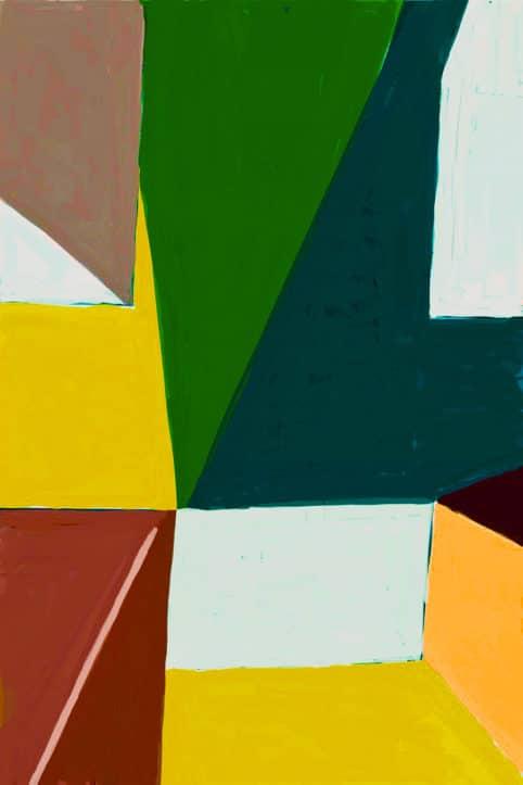 Pristowscheg. Digital Art. Abstract Art. Diágono 91x60 cm | 36x24 in