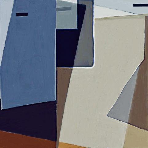 Pristowscheg. Digital Art. Abstract Art. Seka 91x91  cm | 36x36 in