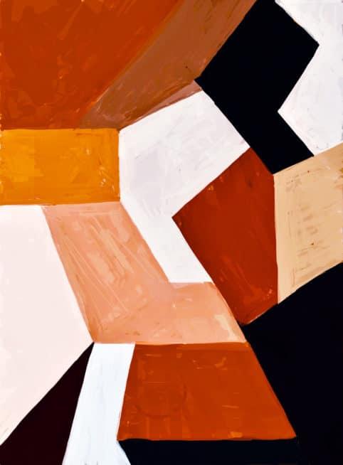 Pristowscheg. Digital Art. Abstract Art. Vertigine 96x71 cm | 38x28 in