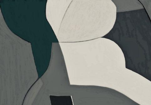 Pristowscheg. Digital Art. Abstract Art. FLOARE 71x101                 cm | 28x40 in