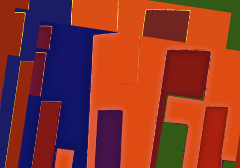 Pristowscheg. Digital Art. Abstract Art. Metateoría #3 84x120 cm | 33,07x47,24 in