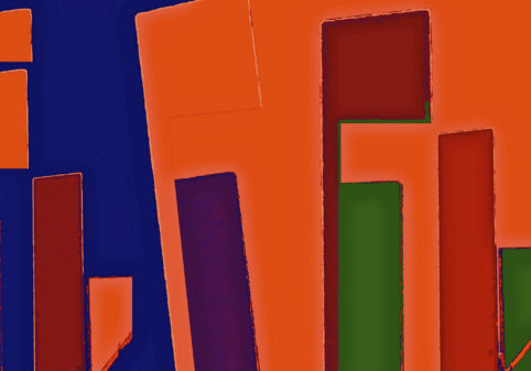 Pristowscheg. Digital Art. Abstract Art. Metateoría #4 84x120 cm | 33,07x47,24 in